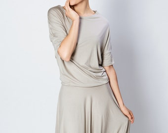 LeMuse Sand dress