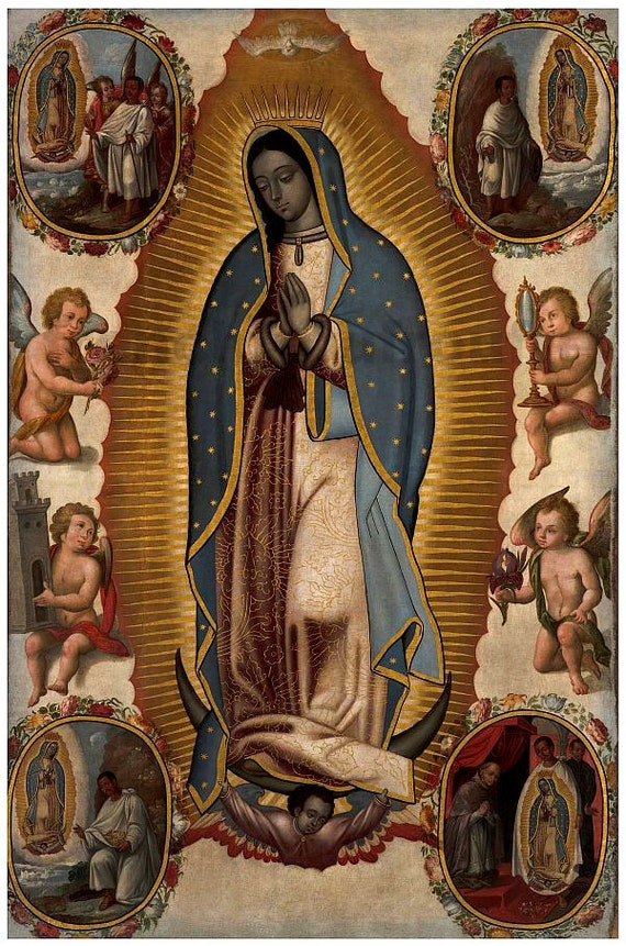 virgin of guadaloupe essay