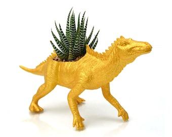 Dennis the Scelidosaurus Planted - the Original Toy Planter