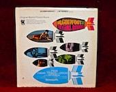 CRAZY CUPID SALE Rare...Dr. Goldfoot & The Girl BOMBs - Original Motion Picture Score - 1966 Vintage Vinyl Record Album