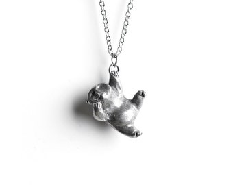 Slow Loris Totem Necklace