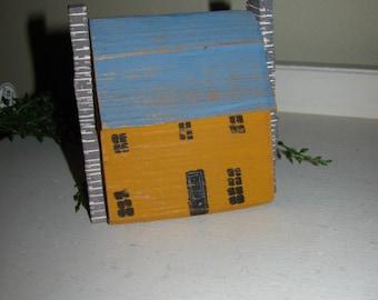 Primitive Rutiec Handmade Wood House home decor