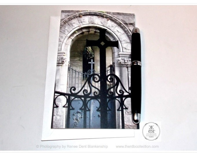 Cross Gate Note Cards