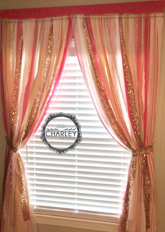 or sequin avec poche de tige de rose ivoire blanc rideau. Black Bedroom Furniture Sets. Home Design Ideas