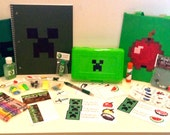 Ultimate Minecraft Back-to-School Set Package