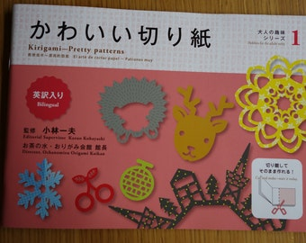 Japanese Kirigami with cute popular patterns for all Seasons