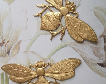 Queen Bee Stamping(1 pc)