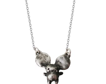 wee mouse necklace