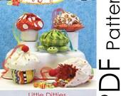 PDF Little Ditties Sewing Pattern