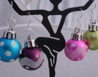 Christmas Balls Earrings