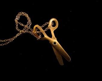 It's Me KP Scissor Necklace