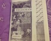 Telegram zine issue 35