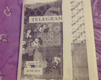 Telegram zine issue 35