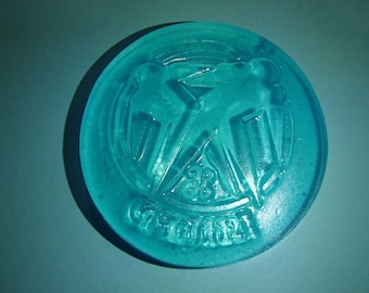 Blue Gemini Sign Glycerin Soap
