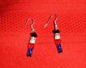 Tin Soldier Earrings