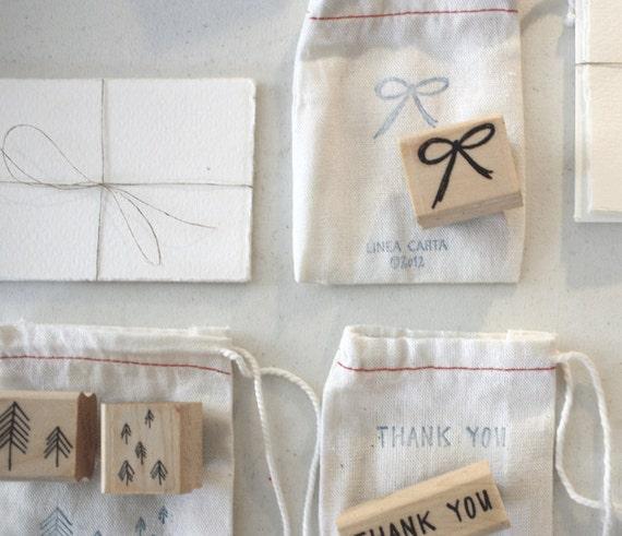 decorative rubber stamps for DIY desktop
