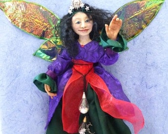 Fairy of the Winter Solstice
