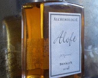 Aloft Natural Perfume Botanical Artisanal Handmade Small Batch Made in Brooklyn, NY