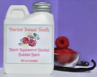 Black Raspberry Vanilla Bubble Bath 4oz