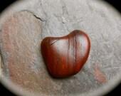 Beach Stone Heart