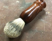 Custom Order - Rosewood Shaving Brush