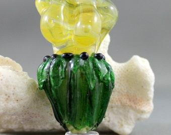 Glass Goddess Lampwork Bead