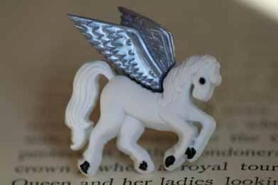 Pegasus Greek Mythology Ring