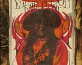 Van Morrison Concert Poster - Wooden Plaque