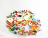 Colorful Summer Bead Mix