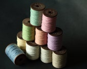 Solid Baker's Twine Multi Set of 10 50-yd spools, LIGHT SHADES
