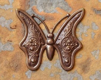 1 Vintaj 55mm Baroque Butterfly