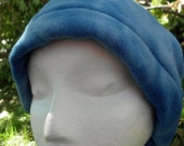 Blue Fleece Beanie