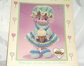 Vintage Crochet Pattern, Sherbet Ice, from Lollipop Lane Dumplin Designs