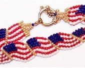 Flag Bracelets - Free Shipping