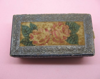 Early 19th Century Theorem Box with Provenance