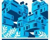 Retro-Futurism 10th Anniversary print