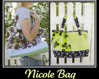 Nicole Arm Bag Sewing Pattern