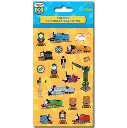 Thomas the Tank Sticker 80 Stickers Thomas Train Party Favor
