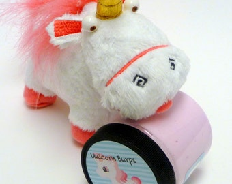 Unicorn Burps Candy Scented Whipped Soap In A Jar 4 Oz Fluffy Stuff Whipped Soap