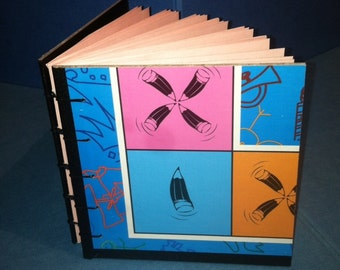 Recycle Bin Rescue Pictionary Junior Mini Journal