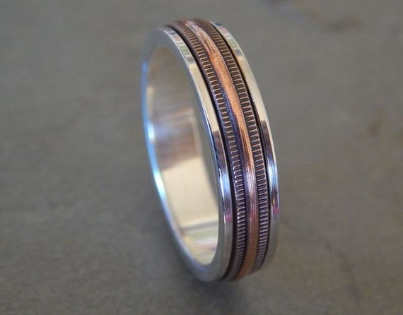 ... Wedding Band  Women's Wedding Band  handcrafted in quarter sizes
