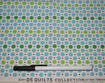 Denyse Schmidt Katie Jump Rope Dots Quilt Fabric