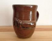 Wiener Dog - 16 oz Mug - Warm brown dachshund cup