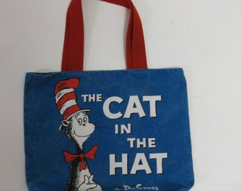 Dr. Seuss The Cat in the Hat Tote