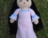 PDF Knitting Pattern - The Sleepy Princess