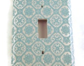 Switchplate Light Switch Cover in  Royal Family (256S)
