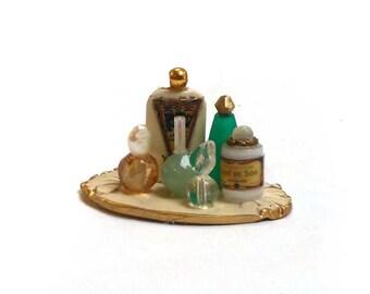 Miniature Perfume Vanity set 3