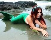 Ariel, Halloween, Mermaid, Mermaid headband, Starfish, Starfish headband,Mermaid headdress