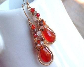 The Desert Sun Earrings