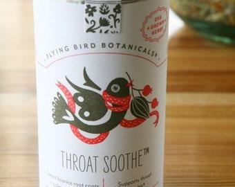 0414 Throat Soothe tea, loose leaf